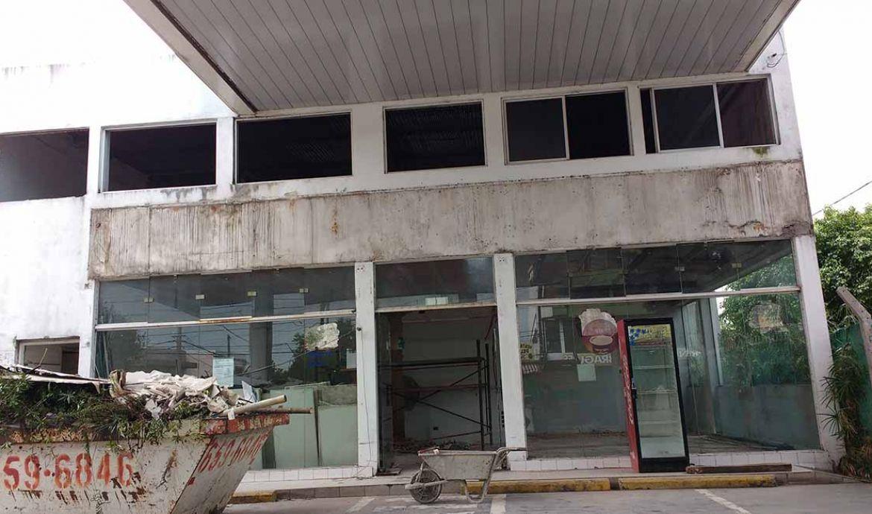 Remodelación Estación de Servicio AXION